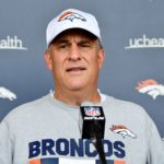 Broncos head coach Vic Fangio on the Ronnie K Show